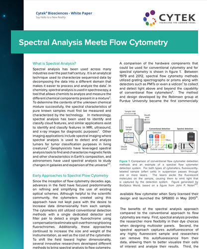 Spectral Analysis White Paper